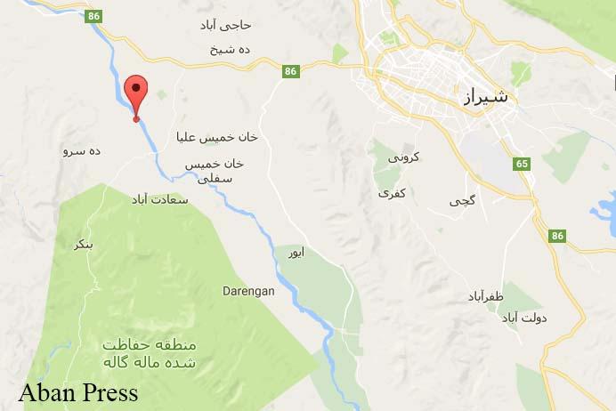 زلزله شیراز را لرزاند