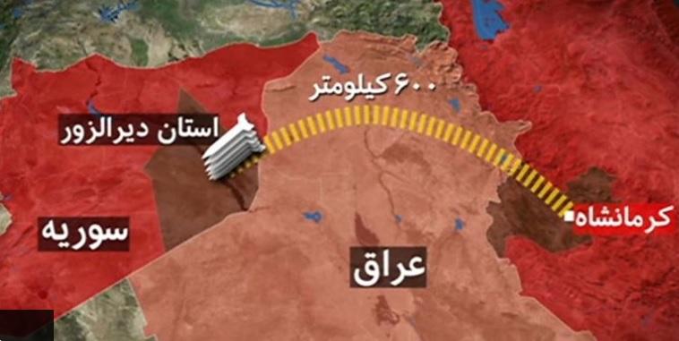 یک مقام سپاه سقوط موشکها در عراق را رد کرد