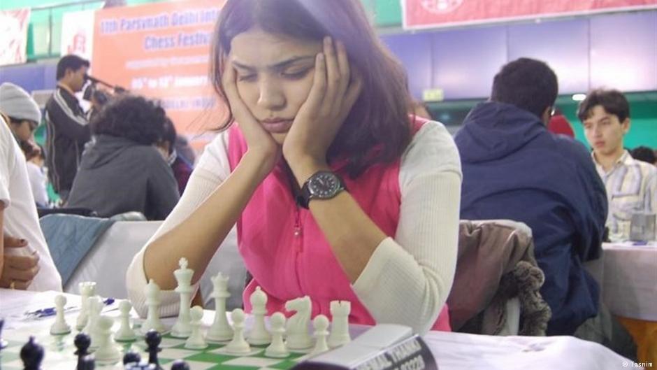 """شطرنجباز هندی در اعتراض به """"حجاب اجباری"""" مسابقات ایران را تحریم کرد"""