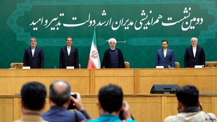 فشار مجلس بر حسن روحانی برای ترمیم کابینه