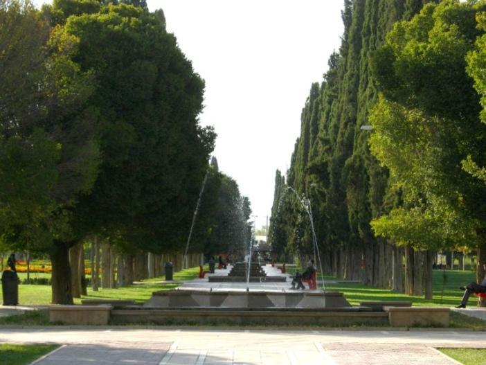 اسناد واگذاری ۲ هزار متر از باغ جنت شیراز