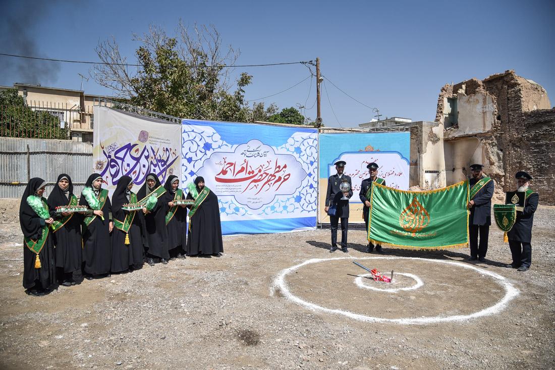 تلاش برای ساخت قبرستان در حاشیه گذر تاریخی زندیه شیراز