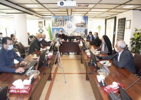 تأکید مقام علوم پزشکی به نقش شهرداری شیراز در مبارزه با کرونا
