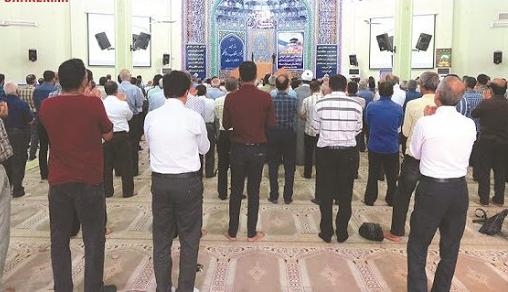 تعطیلی نماز جماعت مساجد شیراز و ٧ شهرستان فارس