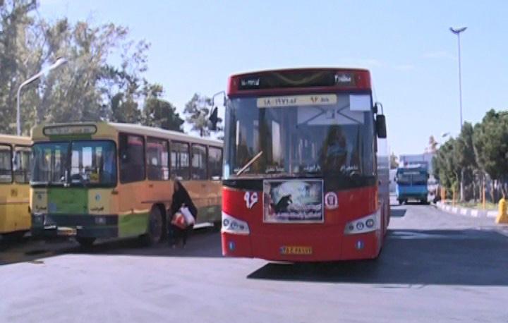 ادامه تعطیلی ناوگان حمل و نقل عمومی شهر شیراز