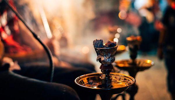 «جمعآوری قلیانها در اماکن عمومی شیراز»
