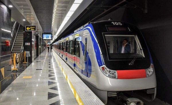 بهای بلیت مترو شیراز در سال ۱۴۰۰ با نرخ شناور تصویب شد