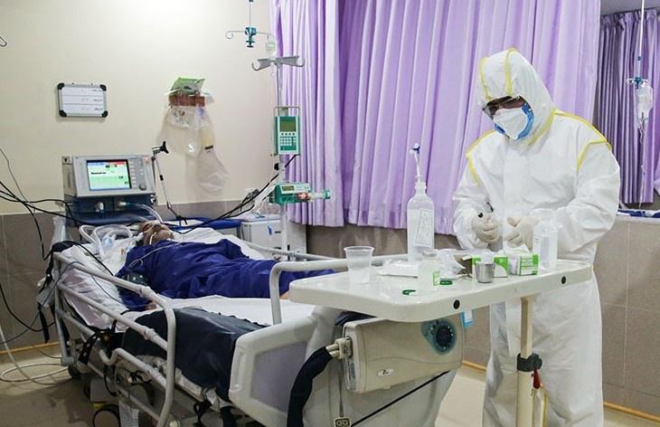 وخامت حال ۱۰۶ بیمار کرونایی در فارس