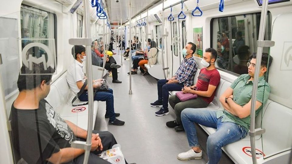 بازگشایی متروی شیراز از امروز