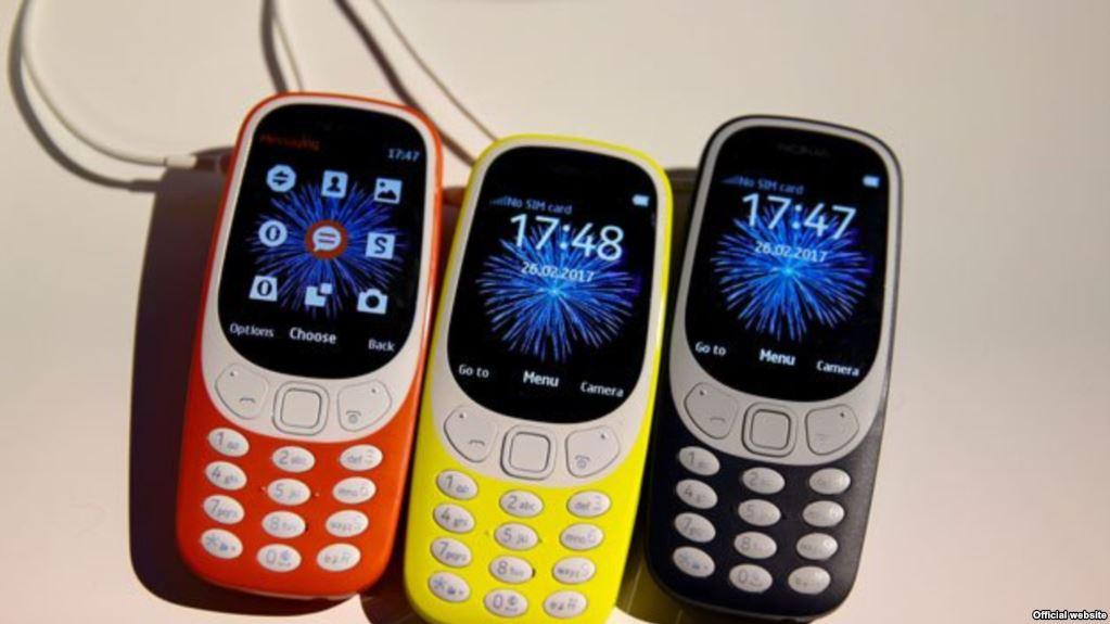 عرضه گوشی قدیمی نوکیا 3310 با امکانات تازه