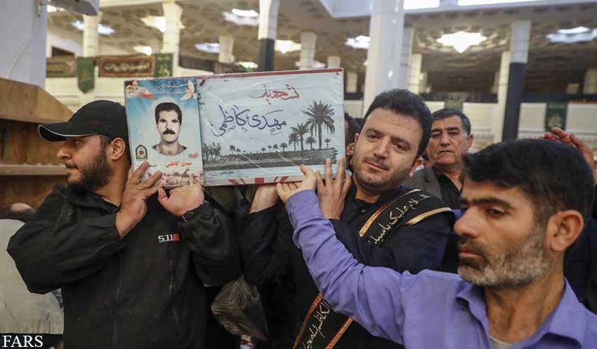 لغو مراسم تشییع یک شهید در زرقان شیراز به دلیل مخالفت خانوادهاش