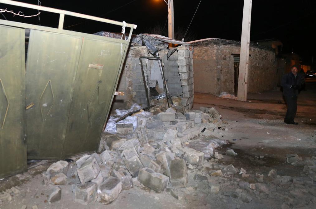 گسل کرهبس باعث زلزلههای اخیر در شیراز شد