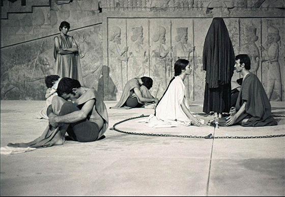 فراز و فرود جشن هنر شیراز
