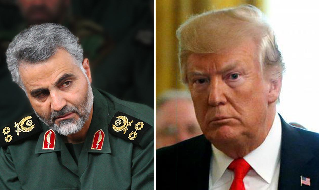 پنتاگون: حمله به قاسم سلیمانی با فرمان ترامپ انجام شد