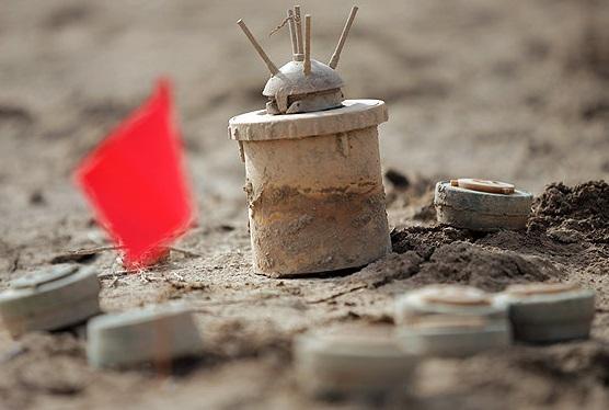 انفجار مین در استان ایلام جان یک نفر را گرفت