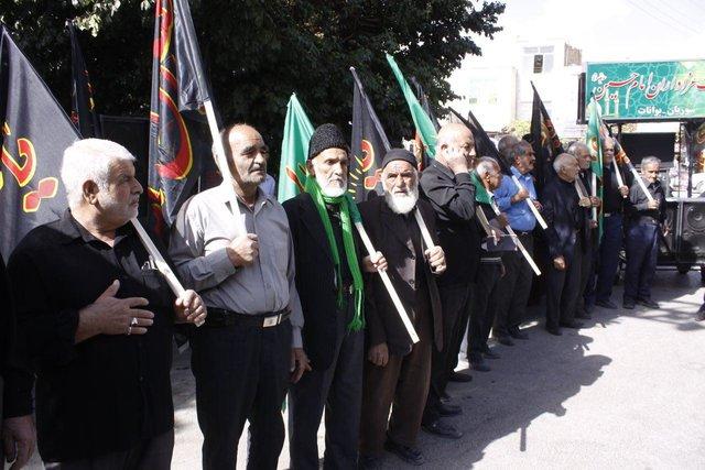آیین «چاووشیخوانی» سوریان فارس ثبت ملی شد