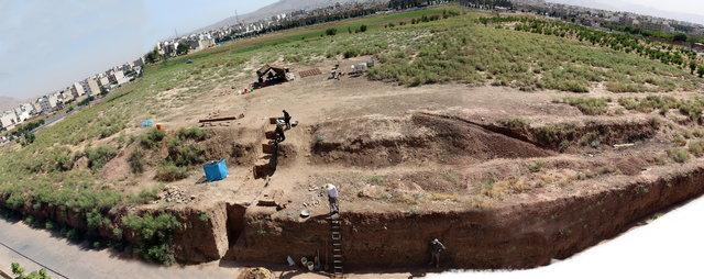 آغاز فصل دوم کاوشهای باستانشناسی بر روی تپه 6500 ساله پوستچی شیراز
