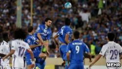 شکست سنگین استقلال در لیگ قهرمانان آسیا