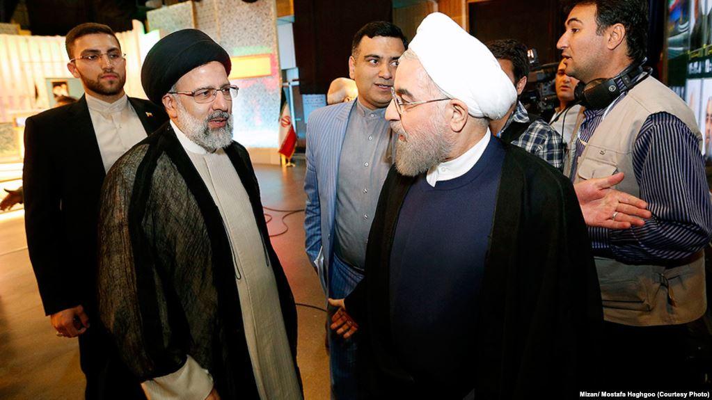 شکایت روحانی از اظهارات رئیسی در مورد صندوق فرهنگیان