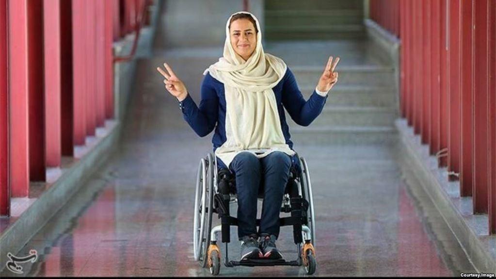زهرا نعمتی، قهرمان پارالمپیک از سوی همسرش ممنوعالخروج شد