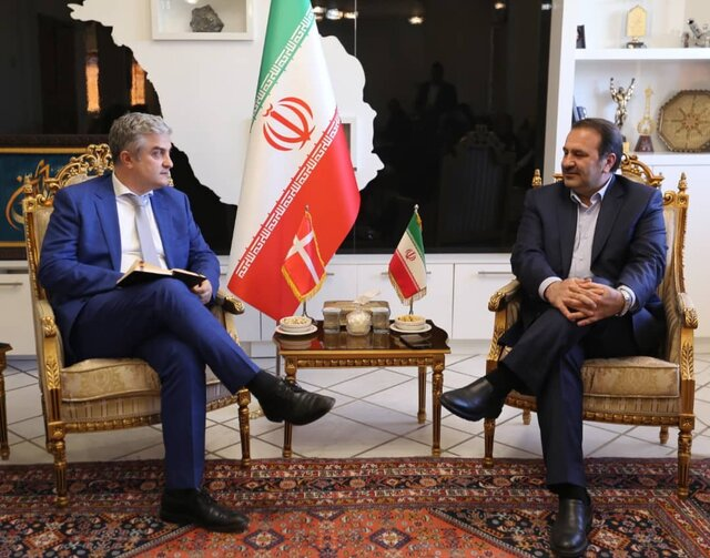 استاندار فارس: آماده توسعه روابط با کشور دانمارک هستیم