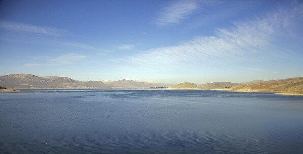 افزایش حجم آب سدهای فارس