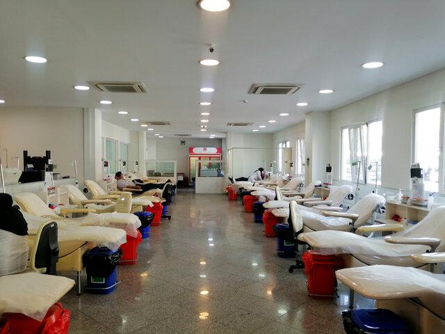 کاهش اهداکنندگان خون در فارس