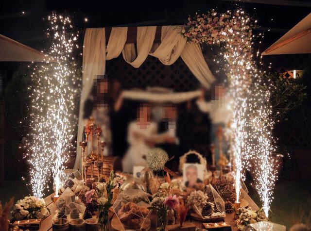 تعطیلی ۱۰ مراسم عروسی در داراب