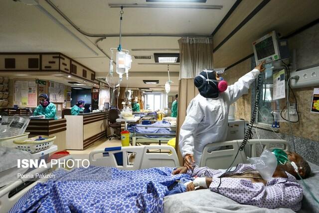 کاهش تعداد مبتلایان کرونا در فارس