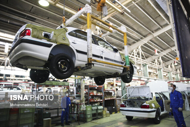 شیراز پتانسیل تبدیل به پایگاه صنعتی ایرانخودرو را دارد