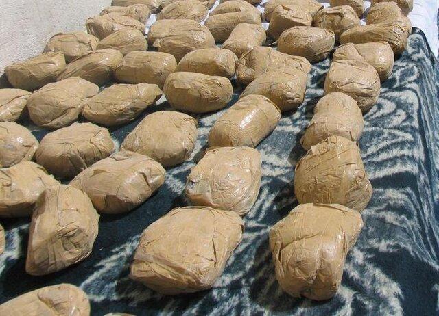 کشف ۷۳۰ کیلوگرم موادمخدر در فارس