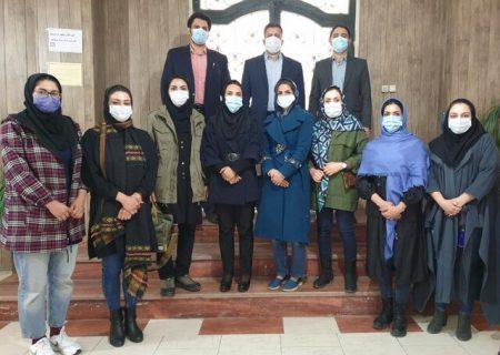 تجلیل از زنان رزمیکار در شیراز