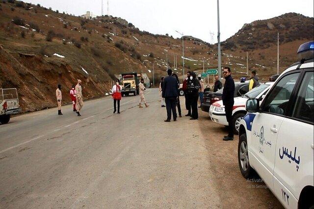 پلیس: تصادفات در ایران ۱۸ درصد کاهش داشته است