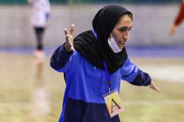 یک فارسی سرمربی تیم ملی هندبال بانوان شد