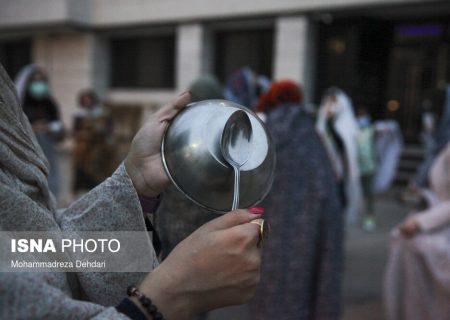 آلبوم عکس؛ «قاشق زنی» چهارشنبه سوری در شیراز