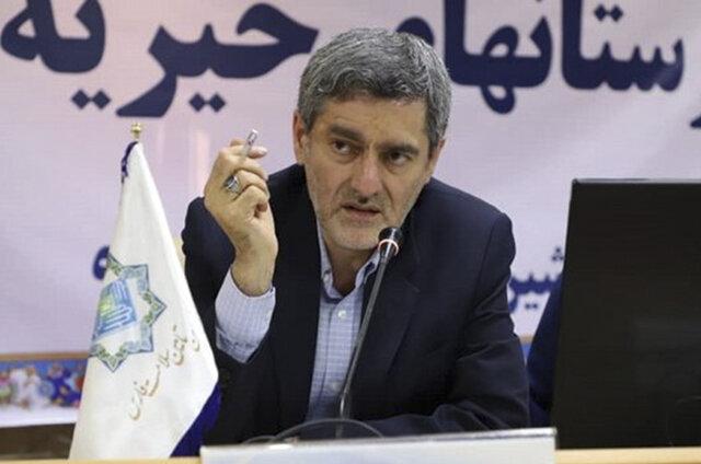 انتخاب ایمانیه به عنوان استاندار فارس