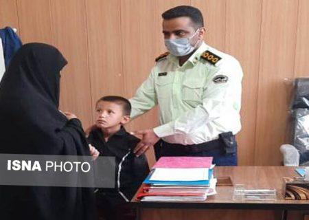 رهایی گروگان ۷ ساله بعد از ۵ روز در پاسارگاد