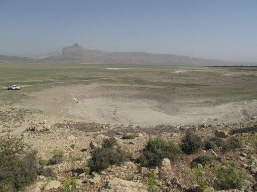 رفع تصرف اراضی ملی منطقه حفاظت شده ارژن
