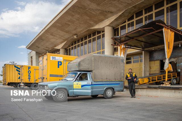 افزایش ۸ درصدی ترافیک مرسولات پستی در فارس