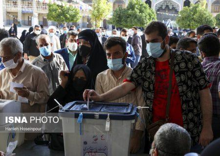 مشارکت فارس در انتخابات ۴۸ درصد بوده است