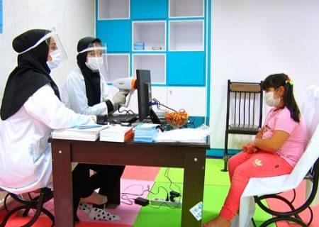 آغاز غربالگری بینایی کودکان ۳ تا ۶ سال در فارس