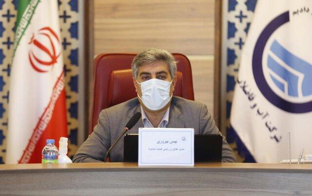 کمبود آب در شیراز داریم اما جیرهبندی نه