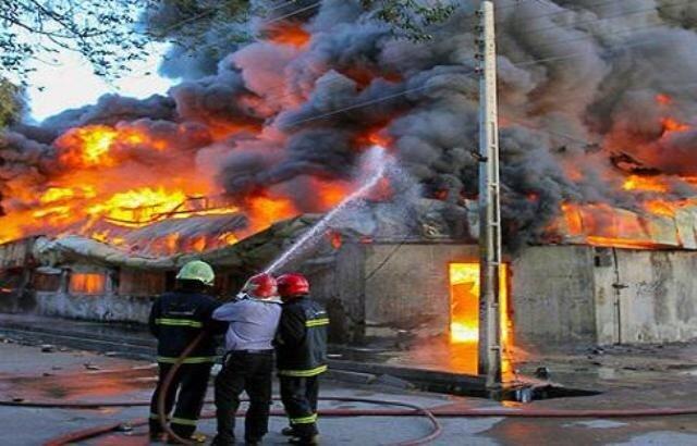 تشکیل ستاد پیشگیری از آتش سوزی در شهرداری شیراز