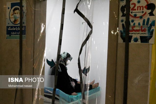 بهبودی سه بیمار دچار درگیری ۹۰ درصدی ریه در شیراز