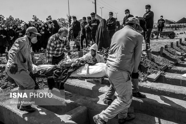 رکورد مرگ ناشی از کرونا در فارس