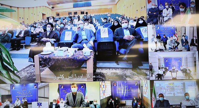 بهرهبرداری از ۸ پایگاه اورژانس جادهای در فارس