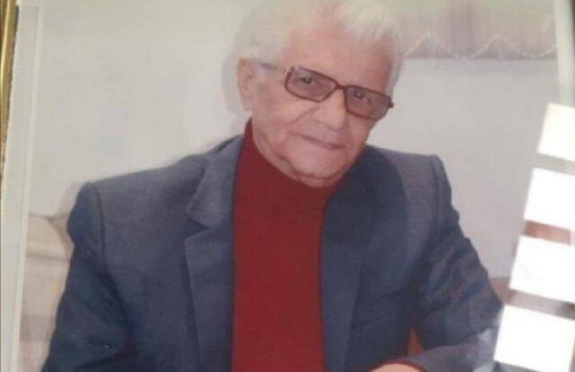 منوچهر مولایی هنرمند شیرازی درگذشت