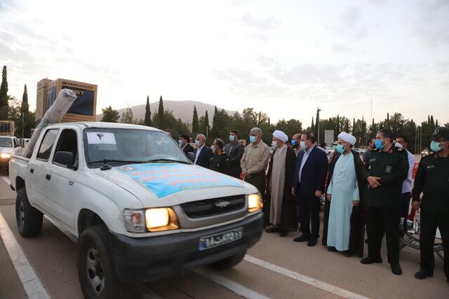 بیش از دو هزار سری جهیزیه به نوعروسان در فارس اهدا شد