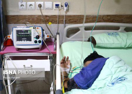 وخامت حال ۱۸۷ بیمار مبتلا به کرونا در فارس