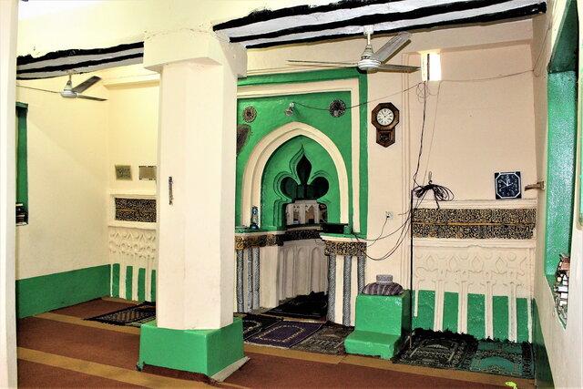 مسجد ۹۰۰ ساله شیرازیها در زنگبارِ آفریقا